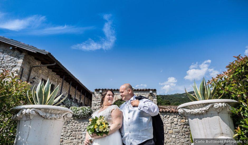 Il matrimonio di Mattia e Greta a Valmadrera, Lecco