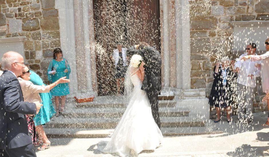 Il matrimonio di Alessandro e Sabrina a Corno di Rosazzo, Udine