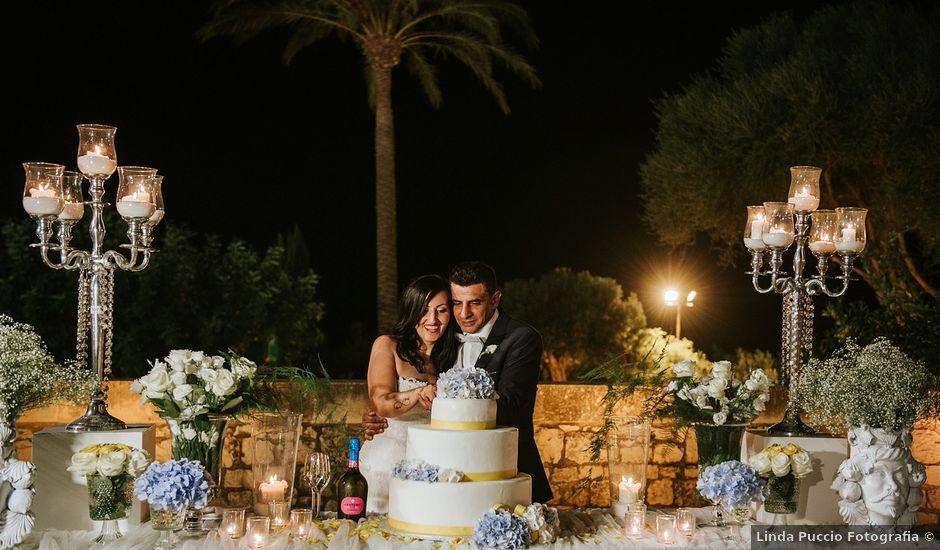Il matrimonio di Vincenzo e Giusy a Ragusa, Ragusa