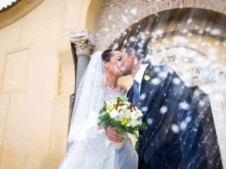 Le nozze di Annalisa e Marco