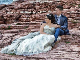 Le nozze di Vanessa e Salvo