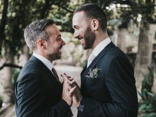 Le nozze di Luigi e Nico