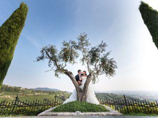 Le nozze di Marika e Francesco 1