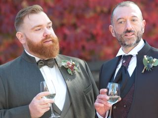 Le nozze di Lorenzo e Fabrizio
