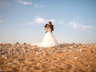 Le nozze di Andrea e Stacey
