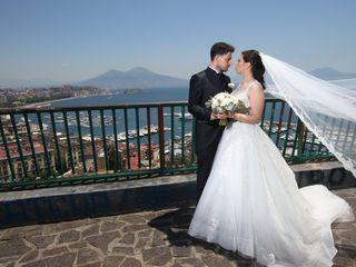 Le nozze di Marisol e Umberto