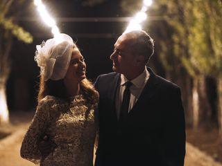 Le nozze di Massimiliano e Paola