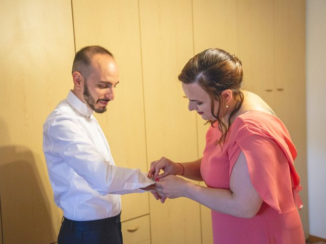 Il matrimonio di Andrea e Valentina a Forlimpopoli, Forlì-Cesena 8