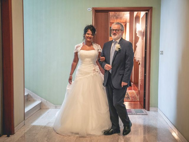 Il matrimonio di Andrea e Valentina a Forlimpopoli, Forlì-Cesena 15