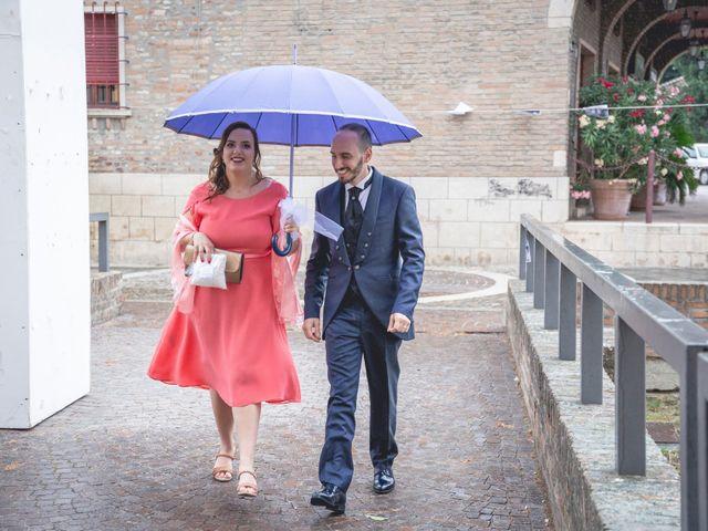 Il matrimonio di Andrea e Valentina a Forlimpopoli, Forlì-Cesena 16