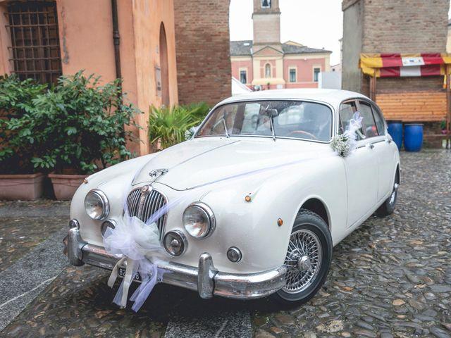 Il matrimonio di Andrea e Valentina a Forlimpopoli, Forlì-Cesena 19