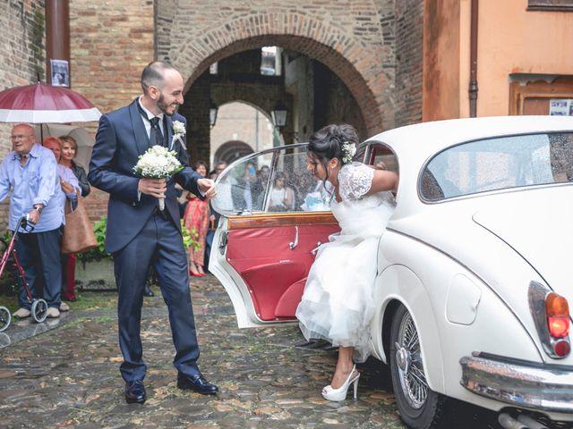 Il matrimonio di Andrea e Valentina a Forlimpopoli, Forlì-Cesena 20
