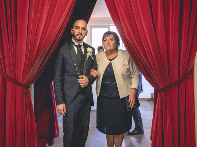 Il matrimonio di Andrea e Valentina a Forlimpopoli, Forlì-Cesena 25