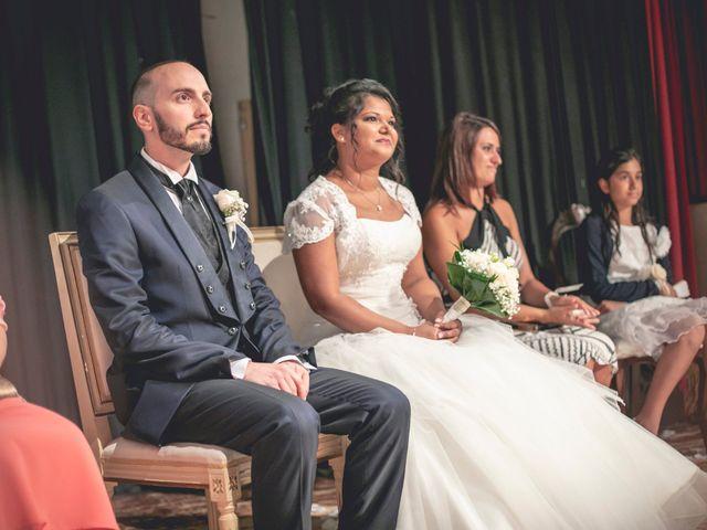 Il matrimonio di Andrea e Valentina a Forlimpopoli, Forlì-Cesena 31