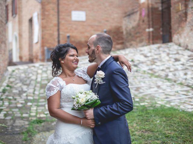Il matrimonio di Andrea e Valentina a Forlimpopoli, Forlì-Cesena 38