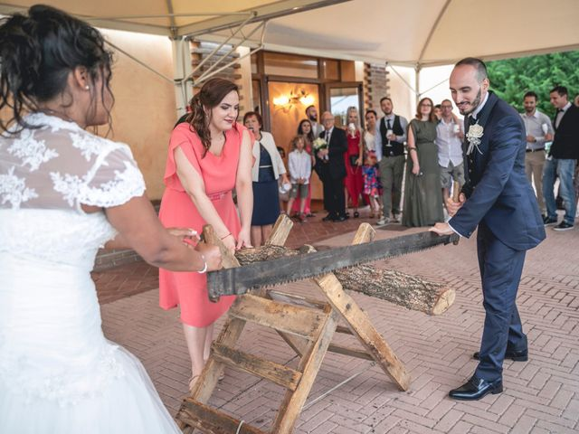 Il matrimonio di Andrea e Valentina a Forlimpopoli, Forlì-Cesena 43