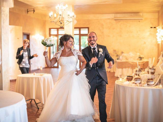Il matrimonio di Andrea e Valentina a Forlimpopoli, Forlì-Cesena 45