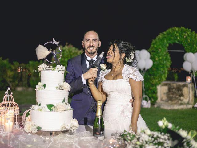 Il matrimonio di Andrea e Valentina a Forlimpopoli, Forlì-Cesena 55