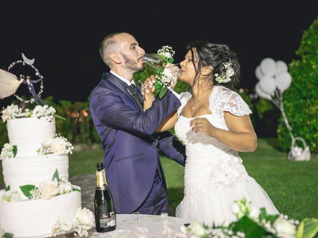 Il matrimonio di Andrea e Valentina a Forlimpopoli, Forlì-Cesena 56