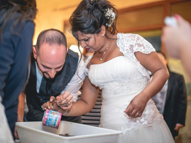 Il matrimonio di Andrea e Valentina a Forlimpopoli, Forlì-Cesena 63