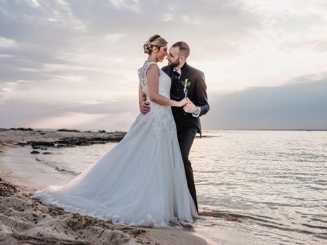 le nozze di Deborah e Giancarlo
