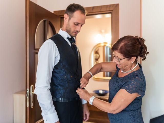 Il matrimonio di Mattia e Veronica a Cremia, Como 10