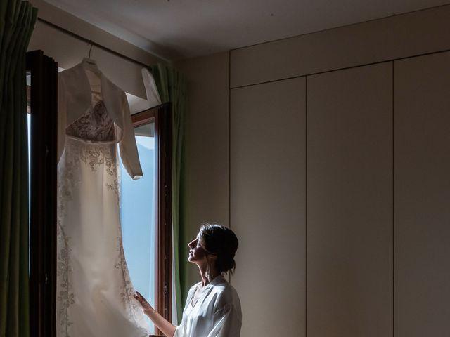 Il matrimonio di Mattia e Veronica a Cremia, Como 18