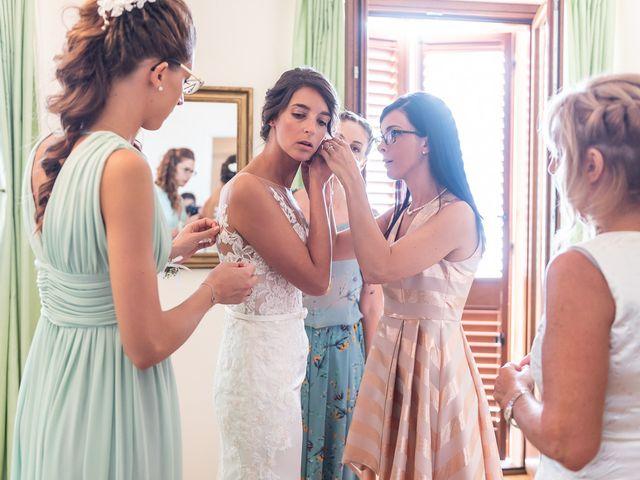 Il matrimonio di Mattia e Veronica a Cremia, Como 25
