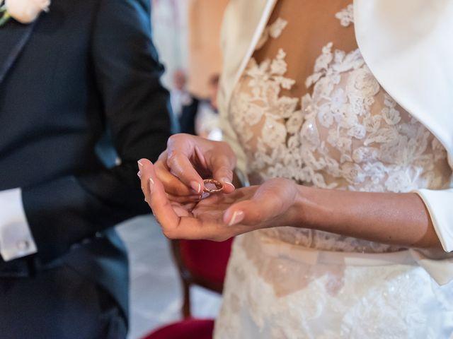 Il matrimonio di Mattia e Veronica a Cremia, Como 36