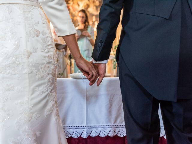 Il matrimonio di Mattia e Veronica a Cremia, Como 37
