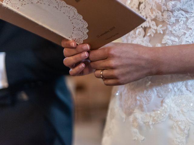 Il matrimonio di Mattia e Veronica a Cremia, Como 38