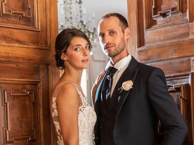 Il matrimonio di Mattia e Veronica a Cremia, Como 52