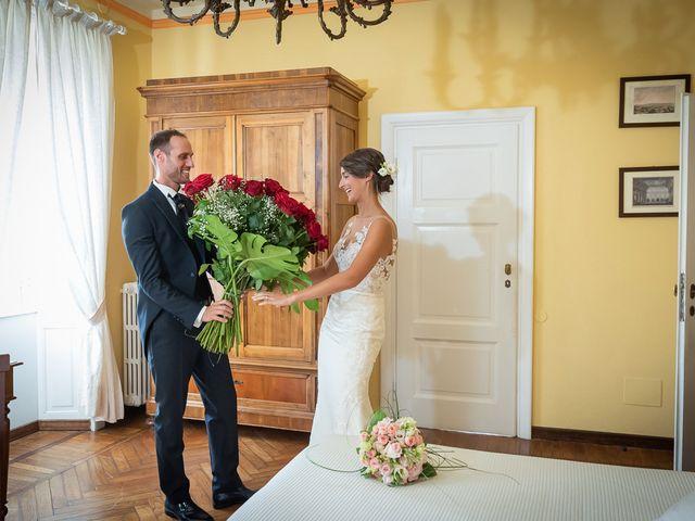 Il matrimonio di Mattia e Veronica a Cremia, Como 56