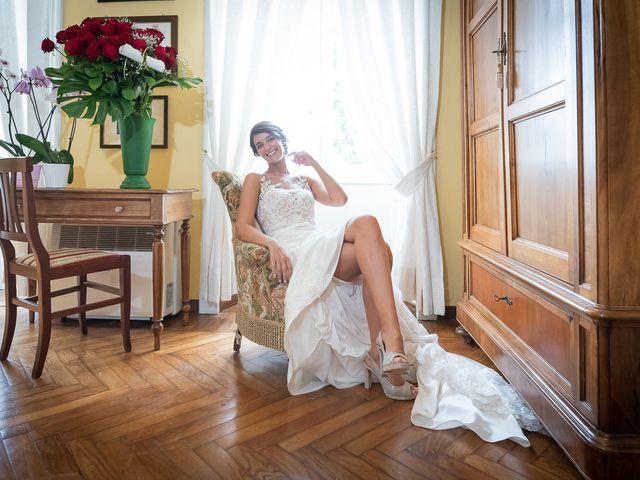 Il matrimonio di Mattia e Veronica a Cremia, Como 1