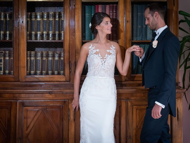 Il matrimonio di Mattia e Veronica a Cremia, Como 63