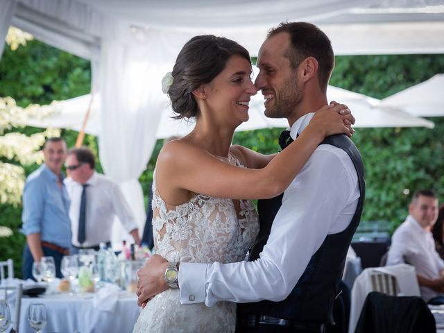Il matrimonio di Mattia e Veronica a Cremia, Como 66