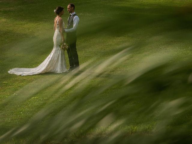 Il matrimonio di Mattia e Veronica a Cremia, Como 69