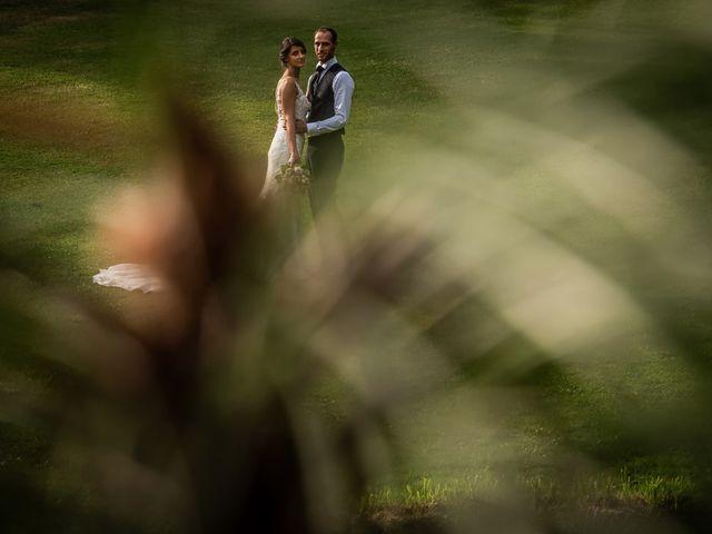 Il matrimonio di Mattia e Veronica a Cremia, Como 70