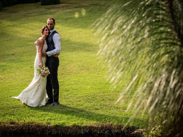 Il matrimonio di Mattia e Veronica a Cremia, Como 72