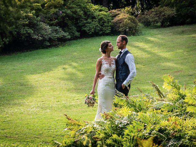 Il matrimonio di Mattia e Veronica a Cremia, Como 73
