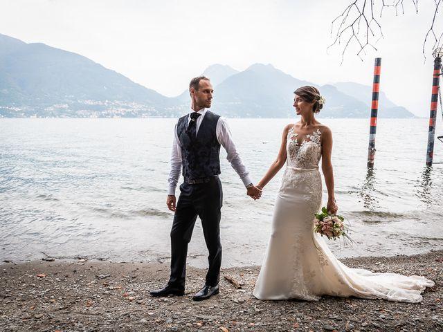 Il matrimonio di Mattia e Veronica a Cremia, Como 77