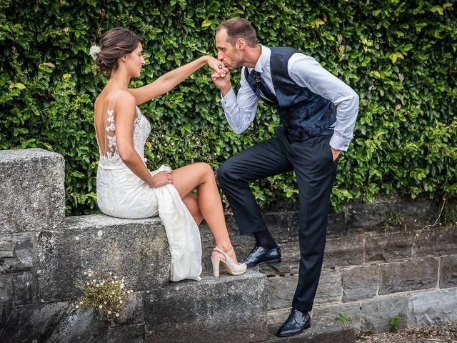 Il matrimonio di Mattia e Veronica a Cremia, Como 79
