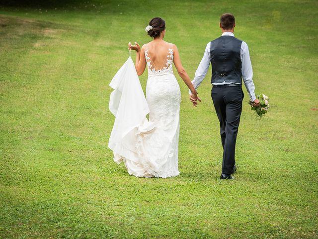 Il matrimonio di Mattia e Veronica a Cremia, Como 80