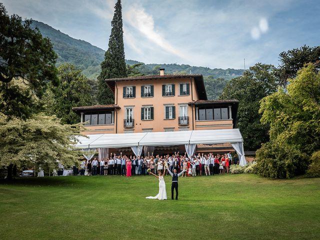 Il matrimonio di Mattia e Veronica a Cremia, Como 81