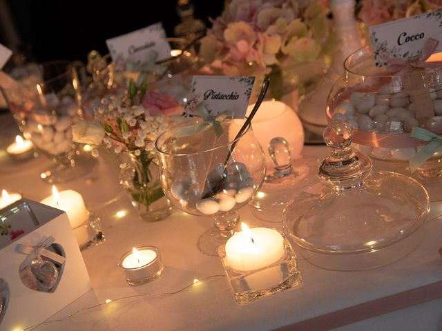 Il matrimonio di Mattia e Veronica a Cremia, Como 82