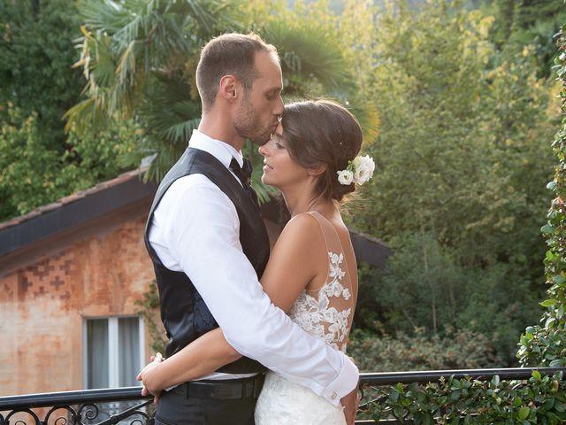 Il matrimonio di Mattia e Veronica a Cremia, Como 87