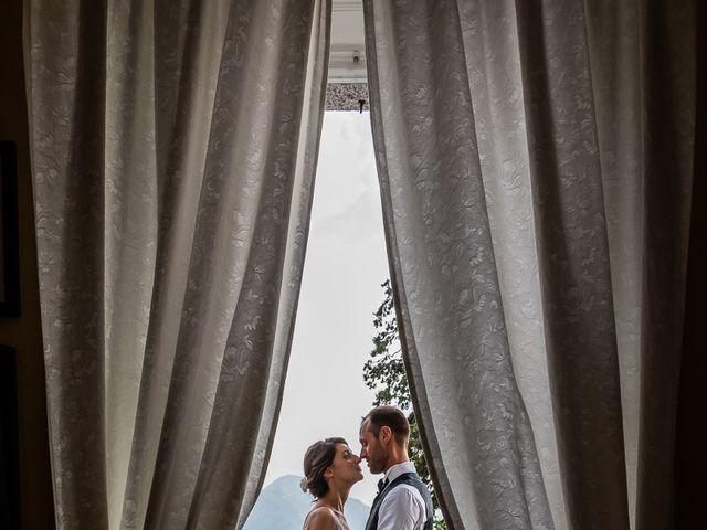 Il matrimonio di Mattia e Veronica a Cremia, Como 89