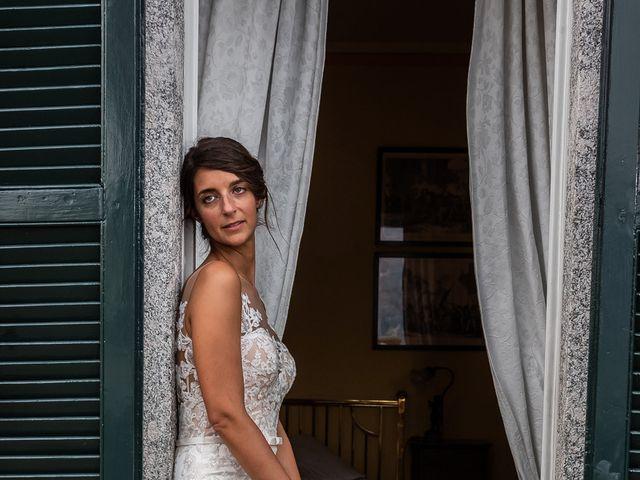 Il matrimonio di Mattia e Veronica a Cremia, Como 92
