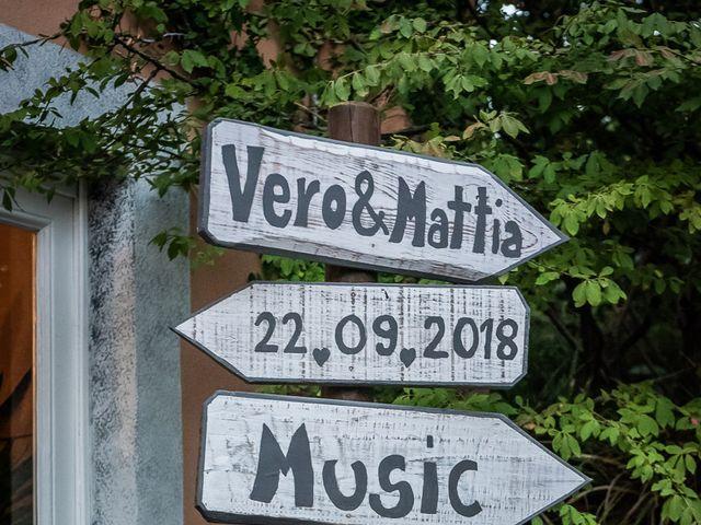 Il matrimonio di Mattia e Veronica a Cremia, Como 96