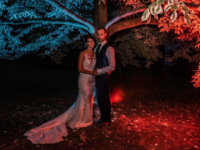 Il matrimonio di Mattia e Veronica a Cremia, Como 98